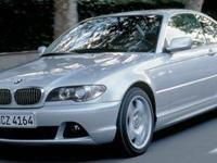 This 2005 BMW 3 Series 325Ci has an exterior color of