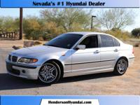 Clean CARFAX. RWD 5-Speed Automatic with Steptronic