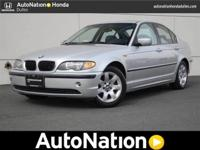2005 BMW 3 Series Our Location is: AutoNation Honda