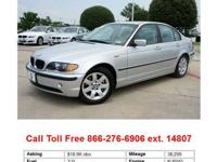 ONE OWNER and CLEAN CARFAX! Premium Package (BMW Assist
