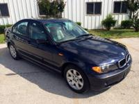 2005 BMW 325xi Royal Blue with grey leather interior!!!