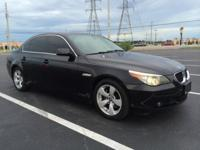 If you've been looking for a good 2005 BMW 525i Sedan,