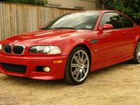 Here is the most wanted 2005 BMW M3 Coupe Sport package