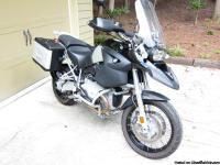 a very nice condition 2005 1200 gs has abs extras