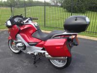 2005 BMW R1200RT Touring bike comes with boxer 1.2L