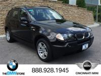 Clean CARFAX. Heated Front Seats, Heated Steering