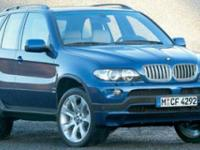 Check out this 2005 BMW X5 4.4i. Its Automatic