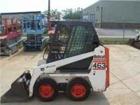 Available for sale is this 2005 Bobcat skid steer