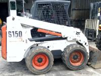 2005 Bobcat S150 What a Bargain! Skid Steers All-Wheel
