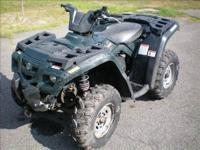 new battery, 4 wheel drive, indpendent suspension, auto