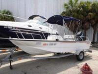 2005 Boston Whaler 170 Montauk The Montauk has been a
