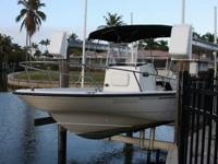 Right here is a fantastic boat in great condition.