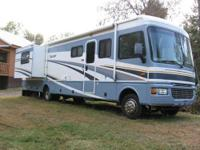 I'm selling a 2005, 36-foot Fleetwood Bounder RV. It