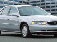 Check out this 2005 Buick Century Custom. It has a