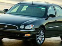 2005 Buick LaCrosse CX For Sale.Features:Front Wheel