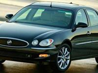 This outstanding example of a 2005 Buick LaCrosse CX is