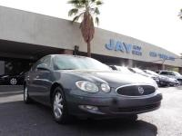 Options:  2005 Buick Lacrosse 4Dr Sdn