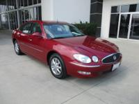 New Arrival! *This 2005 Buick LaCrosse CXL will sell