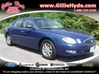 WOW! Check out this LOW Mileage Buick LaCrosse! This
