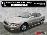 This 2005 Buick LeSabre comes equipped with power door