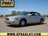 WOW! This is one hot offer! This Buick LeSabre gets 20