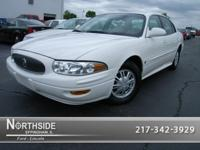 Options Included: N/AThis White 2005 Buick LeSabre