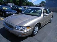 Options Included: N/A2005 Buick Lesabre! This is tan