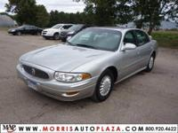 Options Included: N/AThis 2005 Lesabre Custom is