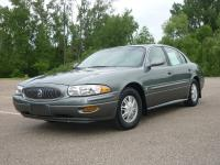 Our 2005 Buick Lesabre Custom is one smooth ride! Under