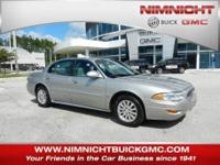 2005 BUICK LeSabre SEDAN 4 DOOR Our Location is: Mike