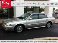 This 2005 Buick LeSabre is offered to you for sale by