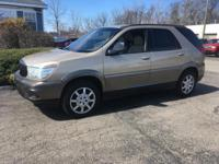 Options:  2005 Buick Rendezvous Cx Awd 4Dr