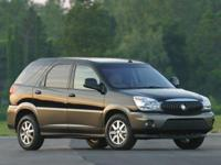2005 Buick Rendezvous CX   Clean CARFAX.   *****.