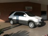 Options Included: N/AThe Buick Rendezvous is easy to