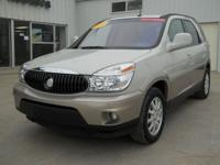 Options Included: N/A2005 Buick Rendezvous CXL Gray,