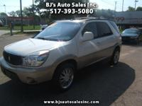 Options:  2005 Buick Rendezvous Low Miles 4X4 Has A