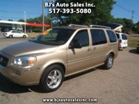 Options:  2005 Buick Terraza Very Sharp Inside And Out