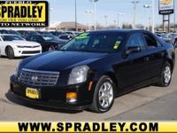 Looking for a clean, well-cared for 2005 Cadillac CTS?