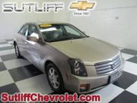 2005 Cadillac CTS 4dr Car Base Our Location is: Sutliff