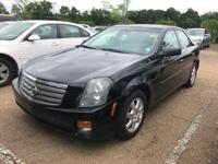 Options:  2005 Cadillac Cts|Black Raven/|V6 2.8L