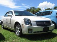 Check out this 2005 Cadillac CTS . Its transmission and
