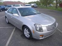 Options Included: N/A*** 2005 Cadillac CTS *** CARFAX: