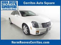 2005 CADILLAC CTS Sedan 4dr Sdn 3.6L Our Location is: