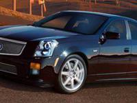 2005 Cadillac CTS-V For Sale.Features:Traction Control,