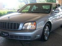 Options Included: N/A2005 Cadillac DeVille - 2 Owner,