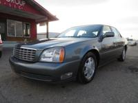 Options:  2005 Cadillac Deville Visit Auto Group