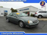 Options:  2005 Cadillac Deville Dhs|Gray|Carfax