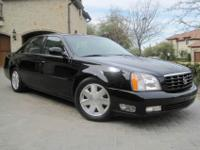 2005 Cadillac DeVille DTS! Low Miles, 38k , LOADED, 1