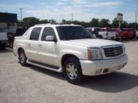 Why not go in style with this 2005 Cadillac Escalade