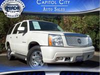 Options Included: All Wheel Drive, Driver Air Bag,